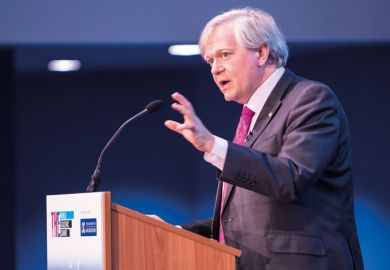Brian Schmidt, THE World Academic Summit, Melbourne