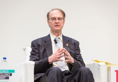 Bruce Professor Rittman, Regent's professor of environmental engineering at Arizona State University