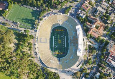 California stadium