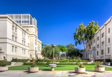 Caltech or California Institute of technology