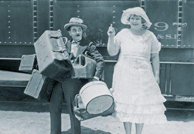 Chaplin on holiday