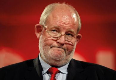 Charles Clarke, Labour Party Conference, Brighton, England, 2005
