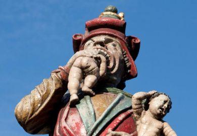 Child Eater, Bern