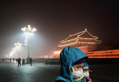 Smog in China