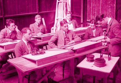 Oxford classroom