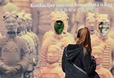 Confucius Institute advert