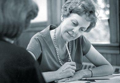 Jill Ker Conway, 1934-2018