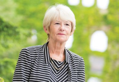 Dame Nancy Rothwell, University of Manchester, British Science Association
