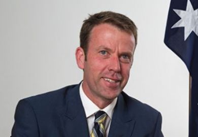 Dan Tehan, Australian minister for education and training