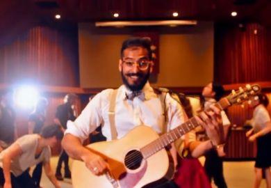 Dance your PhD - Pramodh Senarath Yapa