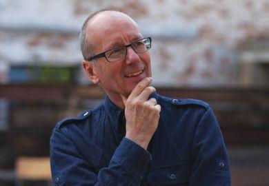 David Toop, London College of Communication, University of the Arts London