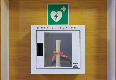 defibrillator degree