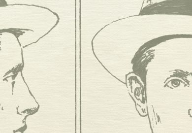 Detail of Netley Lucas mugshot (illustration)