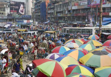 Dhaka market