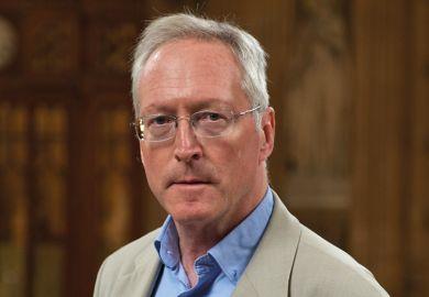 Diarmaid MacCulloch, University of Oxford