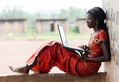 distance learning, online education