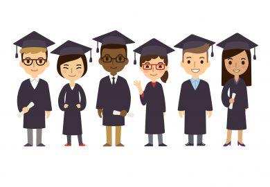 Diverse graduates