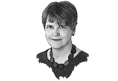 Dorothy Bishop illustration