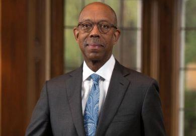 Michael Drake, president of the University of California system