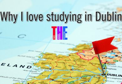 Why I love studying in Dublin