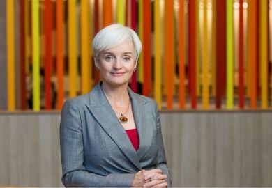 Professor Emma Johnston, president of Science & Technology Australia