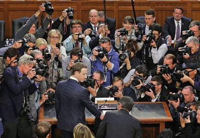 facebook congress