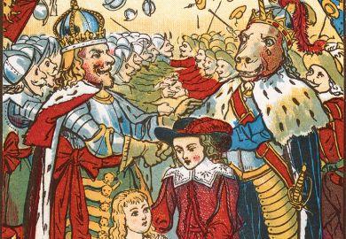 Fairytale illustration