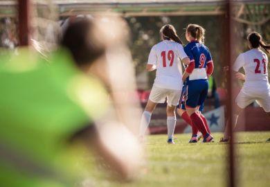 Female footballers