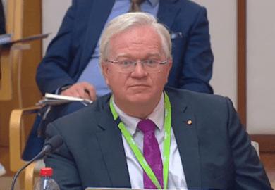 Australian National University (ANU) vice-chancellor Brian Schmidt