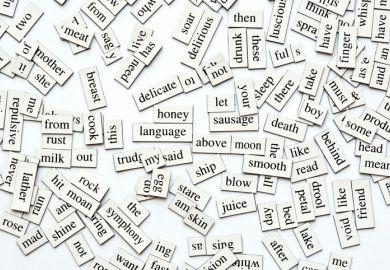 Fridge poetry