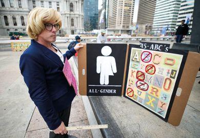 Gender activist