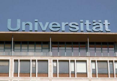 German university