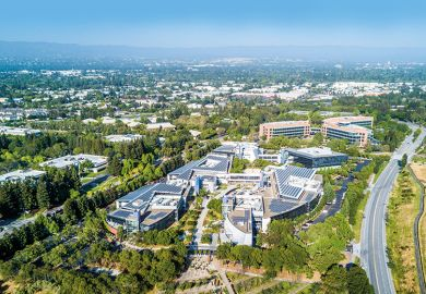 Googleplex, Mountain View, California