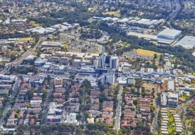 GPOP Western Sydney Westmead Health and Education Precinct