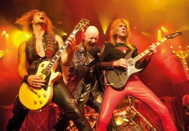 Judas Priest band