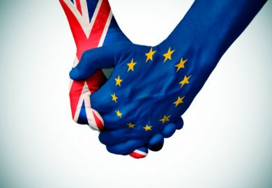 Holding hands: EU and UK