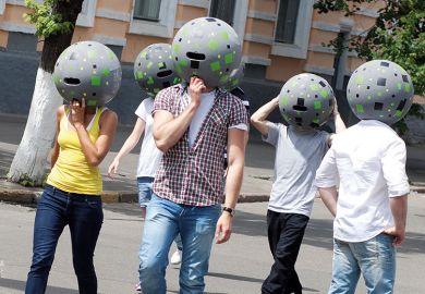 Spherical masks