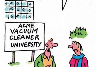 The week in higher education cartoon (10 November 2016)