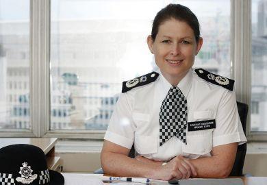 Helen King, University of Oxford, Metropolitan Police