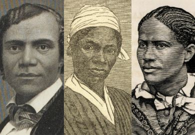 Henry Bibb. Sojourner Truth and Frances Ellen Watkins Harper