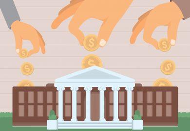 Money, funding, facilities, fundraising