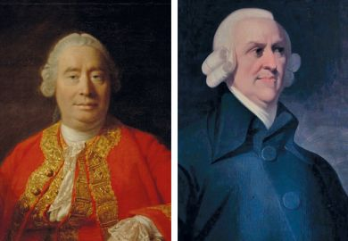 David Hume and Adam Smith
