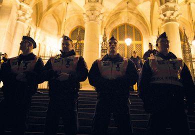 Hungarian police