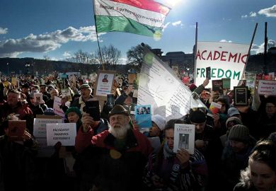 hungary-protest
