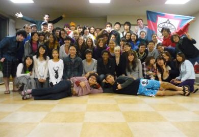Studying in Japan as an international student