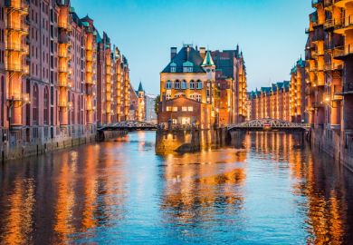 Studying abroad in Hamburg, Germany