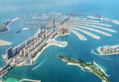 UAE, university, higher education, study abroad