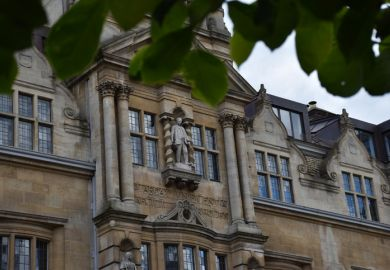 The Cecil Rhodes statue at the University of Oxford has become emblematic of the struggle against colonial thought and structural racism in the UK