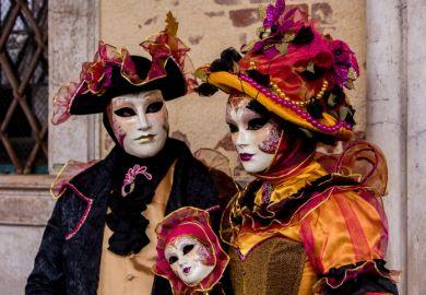 Mask, imitation, disguise
