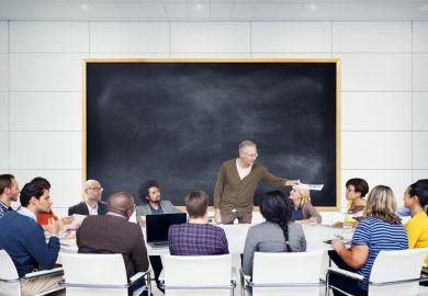 Best US universities for staff interaction